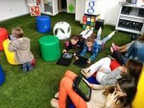 First physical Google learning space opens in Brazil - Yahoo News | clem geo 152 | Scoop.it