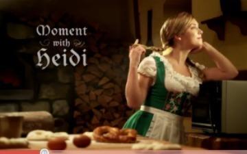 "Meet ""Heidi,"" Nestle's Social Media Spokesmodel [VIDEO] | Social Marketing Media Strategy | Scoop.it"