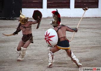 Fotografías de Linares 28 de los Juegos Ibero-Romanos | Cástulo, capital de Oretania | Scoop.it