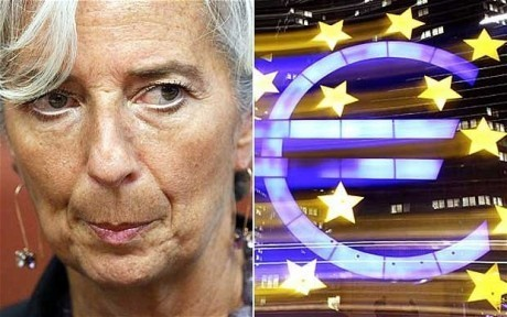 IMF loses all faith in the euro project  – Telegraph Blogs | 2012 meltdown | Scoop.it