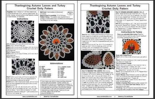Pdf Crochet Patterns Free Ebook Download Name Pictures