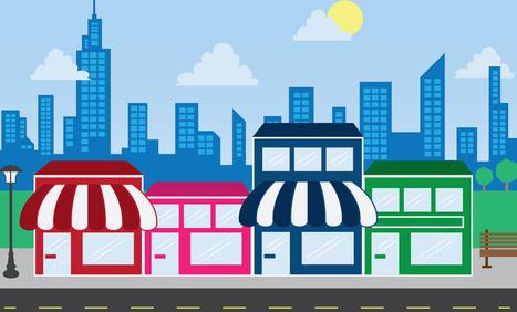 Les commerces de proximité dans les centres-villes | Économie de proximité | Scoop.it