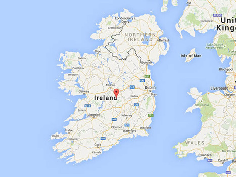 Have you seen the first known map of Ireland from 140AD? - IrishCentral | AP Human GeographyNRHS | Scoop.it