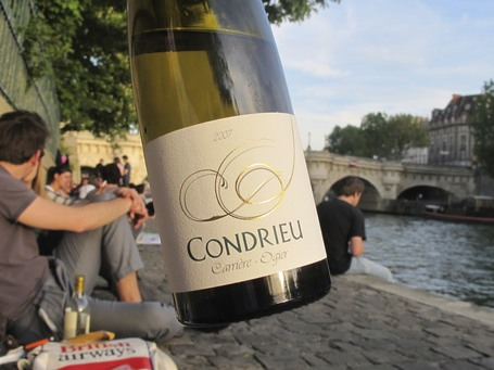 Condrieu 2007 de CARRIERE et OGIER° | oenologie en pays viennois | Scoop.it