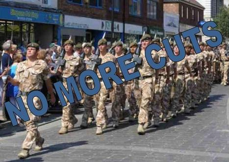 Veterans Officer condemns latest defence cuts announcement | The Indigenous Uprising of the British Isles | Scoop.it