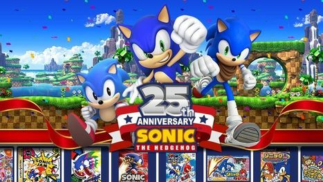 Happy Birthday Sonic! The famous blue hedgehog turns 25 | INTRODUCTION TO THE SOCIAL SCIENCES DIGITAL TEXTBOOK(PSYCHOLOGY-ECONOMICS-SOCIOLOGY):MIKE BUSARELLO | Scoop.it