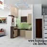 Tủ bếp Acrylic - MFC