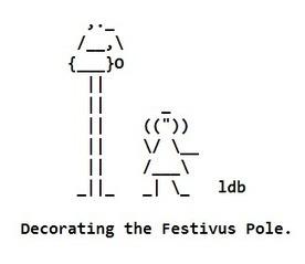 Moogle ascii art for Ascii decoration