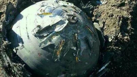 Chine: trois objets non identifiés tombés du ciel - RTBF Monde | Sphère | Scoop.it