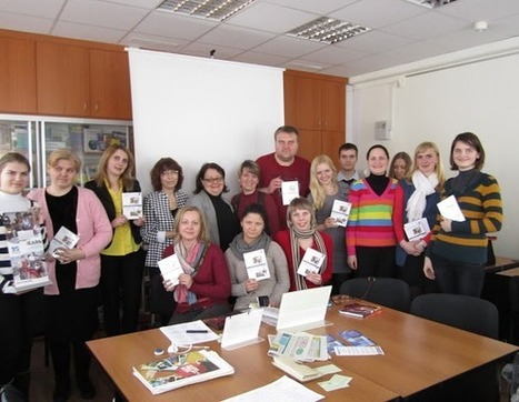 iEARN-Belarus hosts Adobe Youth Voices Workshop in Minsk | iEARN in Action | Scoop.it