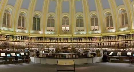 Novel spaces: the future of UK public libraries | Libraries | Scoop.it
