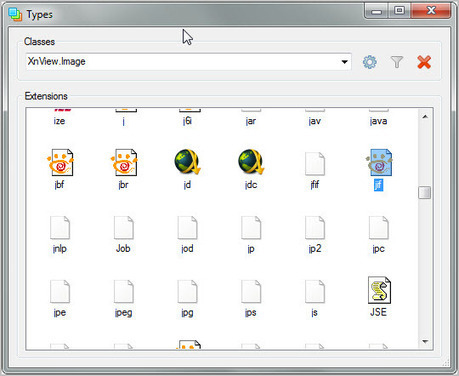 Change File Extension Icons With Types | Tisanas | Scoop.it