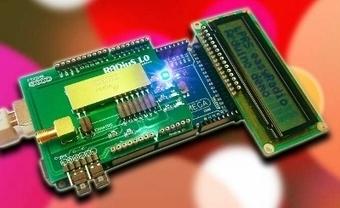 LPRS Radio: It's Just 2 easy! | Arduino Focus | Scoop.it
