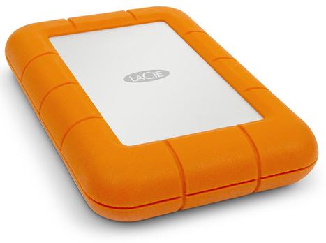 LaCie passe son disque dur externe Rugged USB 3.0 Thunderbolt à 2 To | Nouvelle technologie | Scoop.it