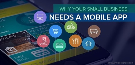 Should Small Businesses Invest in Developing a Mobile App?<br/>&nbsp; | ifabworld | Scoop.it