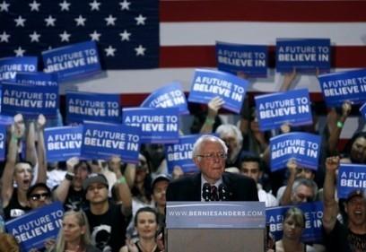 Bernie Sanders draws more than 30,000 to stops around Washington state Sunday   Everything You Need to Know           Re: Bernie Sanders   Scoop.it