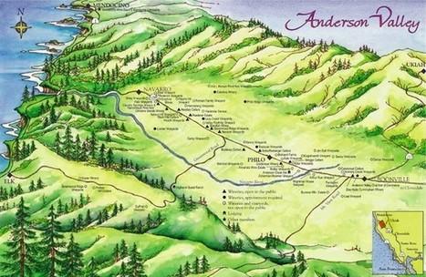TIO California: Boonville & the Telluride Wine Fest | Telluride Inside ... | Mendocino County Living | Scoop.it