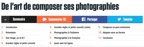 Composition d'images | formation JRI - Journaliste reporter images | Scoop.it