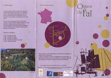 Orgue du Faï | DESARTSONNANTS - CRÉATION SONORE ET ENVIRONNEMENT - ENVIRONMENTAL SOUND ART - PAYSAGES ET ECOLOGIE SONORE | Scoop.it