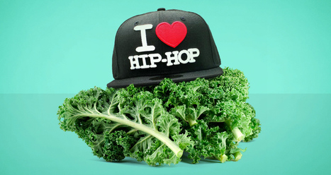 Check Yourself Before You Wreck Yourself: How Hip-Hop Went Vegan | Shrewd Foods | Scoop.it