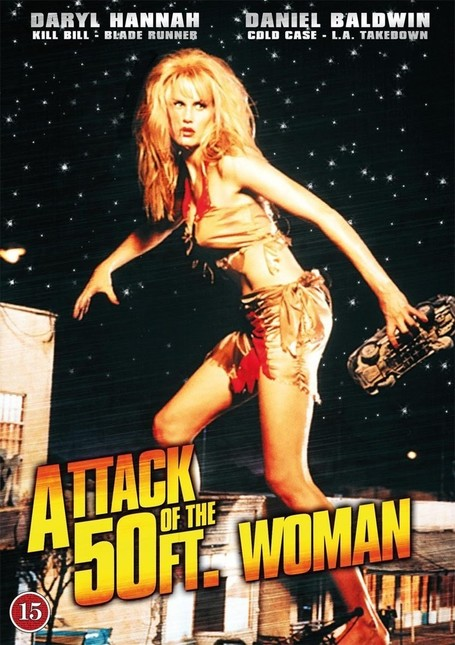 Attack of the 50 Ft. Woman (1993) | Vulbus Incognita Magazine | Scoop.it