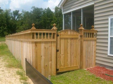 Shadowbox Fence Designs wood magazine plans | pdfplansforwood | wooden furniture plans | Scoop.it