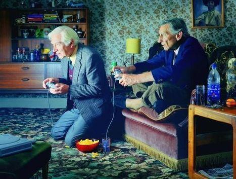 Les jeux vidéo freinent le déclin mental des seniors   Le jeu vidéo en bibliothèques publiques   Scoop.it