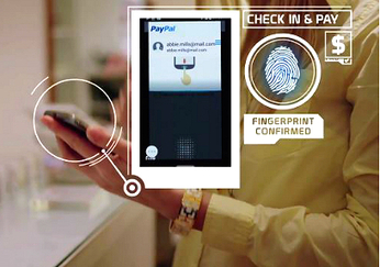 Mobile World Congress: Forget Your Passwords – Samsung Galaxy S5 Users will be the First to Use Fingerprint Authentication to Shop at Millions of PayPal Merchants | PayPal | Forward | Biometría | Scoop.it