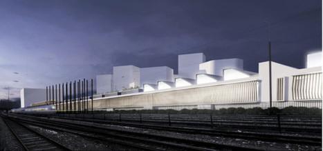 Le projet sur les rails - L'Echo Le Régional | SNCF et Fret | Scoop.it