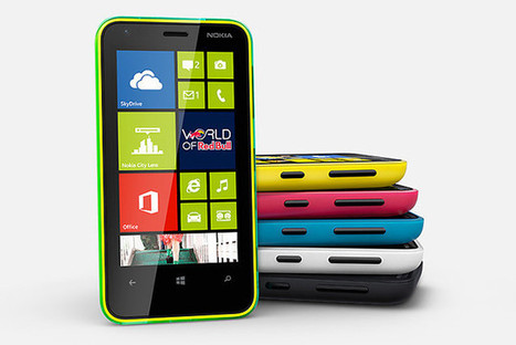 O2 offering Nokia Lumia 620 at bargain £119.99 for one day only! : Tech Digest | Connectedhome | Scoop.it