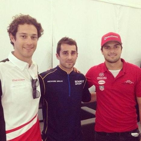 #FormulaE    Tweet from @BSenna | Formula 1 | Scoop.it