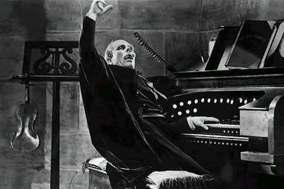 Haunting Soundtrack For Silent Classic 'The Phantom Of The Opera' - KCUR | OffStage | Scoop.it