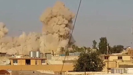 Officials: ISIS blows up Jonah's tomb in Iraq | Troy West's Radio Show Prep | Scoop.it