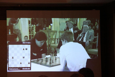 Nakamura v Carlsen: The Musical   chess is FUN   Scoop.it
