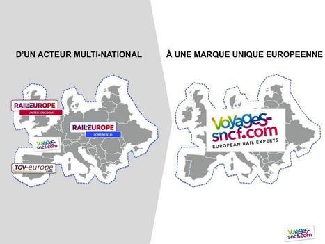 Voyages-sncf.com une marque Européenne au service du client - Stratégies Etourisme   Tourisme numérique   Scoop.it