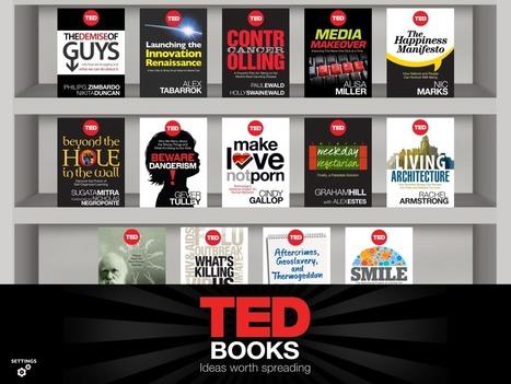 Warum nicht nur Verlage Bücher machen können – das Beispiel TED | smart digits | Publishing 2.0 | Scoop.it