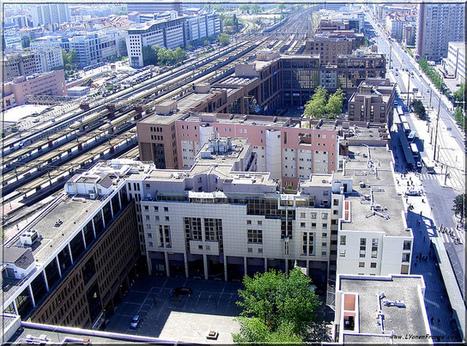 LYon-Actualités.fr: Urbanisme : l'opération de la Part Dieu se précise au MIPIM | LYFtv - Lyon | Scoop.it
