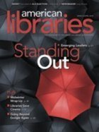 The Future of Libraries | American Libraries Magazine | Bibliotek och bibliotekarierollen | Scoop.it