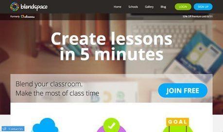 Creare lezioni multimediali con Blendspace | Annafk | Scoop.it