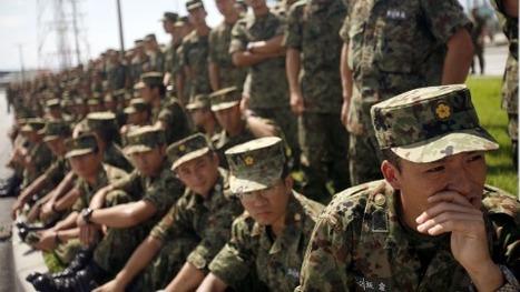 L'armée japonaise va intervenir sur la Centrale nucléaire de Fukushima | Toulouse 7 | Japon : séisme, tsunami & conséquences | Scoop.it