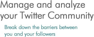 SocialBro - Explore your Twitter community | technologies | Scoop.it