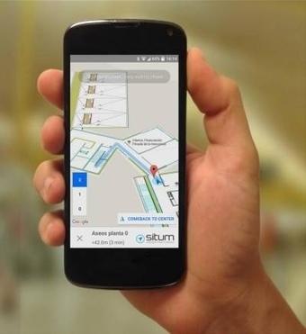 Desarrollan el sistema de localización y navegación en interiores para smartphones más preciso del mundo | Salud Conectada | Scoop.it
