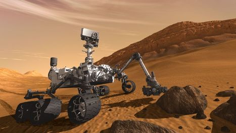 Wind River VxWorks* Powers Mars Rover Curiosity | Sciences & Technology | Scoop.it