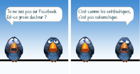 Je ne suis pas sur Facebook, c'est grave doc ? | Institut de l'Inbound Marketing | Scoop.it