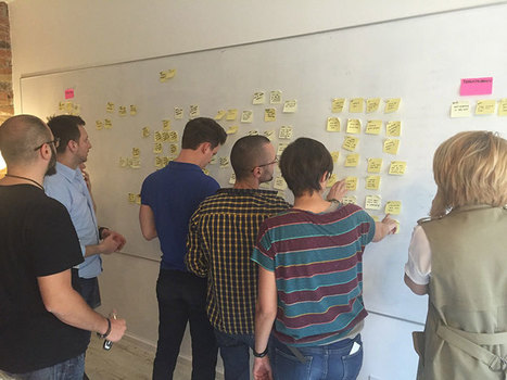 Preparing for your first design sprint | DESIGN THINKING | methods & tools | Scoop.it