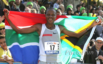 Nelson Mandela Brought South Africa's Runners Out of the Shadows   ExtremeX   Scoop.it