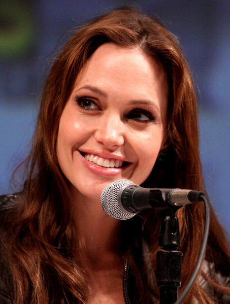 Angelina Jolie's Choice: The Social Media Reaction - MyLife.com | Content is the king | Scoop.it