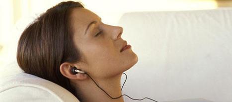 Musique : la fréquence bien-être   TPE - Son   Scoop.it