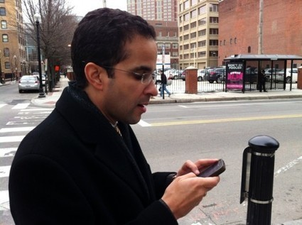 iPhone app allows Providence residents to report issues to City | geo portfolio | Scoop.it