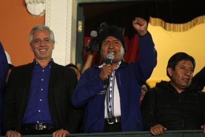La méthode Morales triomphe en Bolivie | CHRONYX 4 CHANGE : un autre monde est possible ! | Scoop.it
